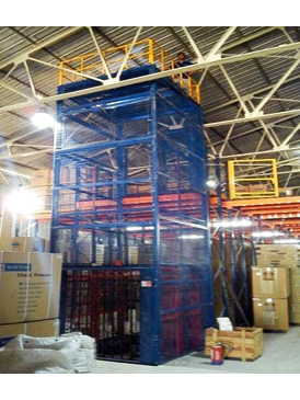 Vertical Goods Lift